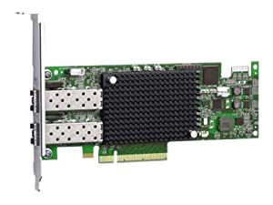IBM - 42D0494 - IBM Emulex LPe12002 Fiber Channel Host Bus Adapter - 2 x LC - PCI-X 2.0 - 8.5Gbps