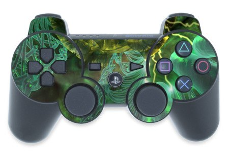 Mygift Envy Design Ps3 Playstation 3 Controller Protector Skin Decal Sticker
