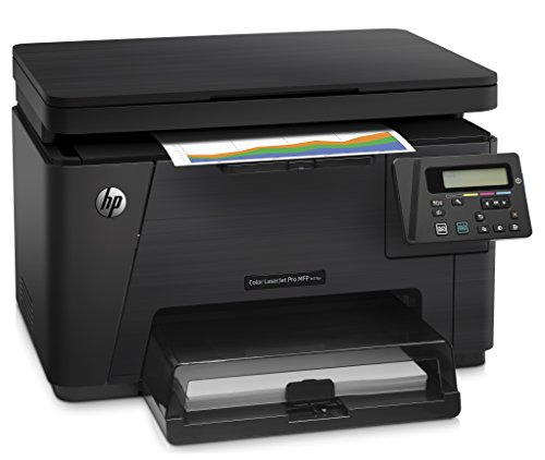 HP LaserJet Pro M176n Stampante Laser multifunzione, Scanner, Fotocopiatrice