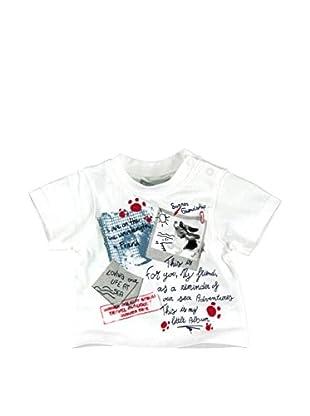 Bóboli Camiseta Manga Corta (Blanco)