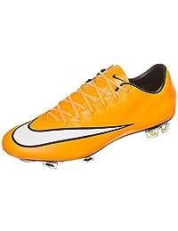 Nike Mercurial Vapor X FG (Laser orange/white/black/volt) (6)