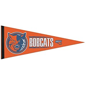 Buy Charlotte Bobcats Official NBA 29 Pennant by Wincraft by WinCraft