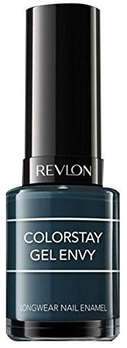 Revlon Colorstay Gel Envy Longwear Nail Enamel - Ace of Spades (500) - 0.4 oz (Color Stay Gel Envy Nail Polish compare prices)