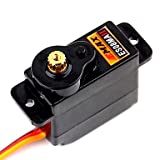 LLSai- Emax 12G ES08MA Mini Metal Gear Analog Servo