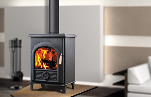 Hi Flame Ff 905 Shetland Wood Stove Black