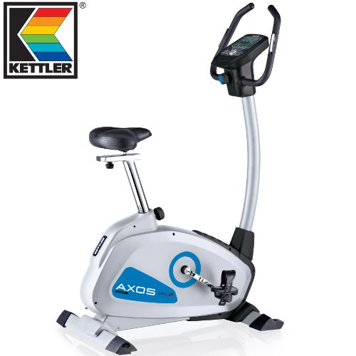 Kettler Sinto P Upright Exercise Bike 2013 - 3 Years Parts  &  Labour Warranty
