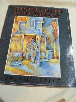 Toddlecreek Post Office, Uri Shulevitz