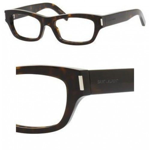 Yves Saint Laurent Yves Saint Laurent Yves 3 Eyeglasses-0086 Dark Havana-51mm