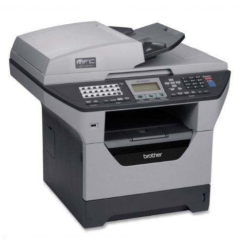 Brother Mfc-8860Dn Flatbed Laser All-In-One Printer With Duplex