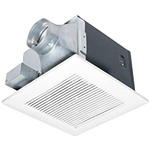 Panasonic fv 05vk1 whispergreen 50 cfm standard ceiling - Panasonic bathroom ventilation fans ...