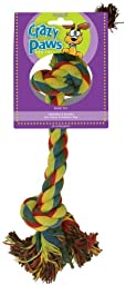 Sergeant\'s Rope Chew Multi-Color Large for Dogs