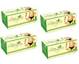 Brazilian Tea Detox/ Weight Loss Tea- Appetite Suppressant With Oolong/White/Raspberry/Green Tea 60 DAYS PACKAGE (15 count x 12 Pack Supply) (240 counts) Dr Oz Tea