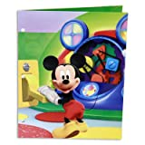 Disney Mickey & Friends Protfolio Folders Set of 3 Assorted Design