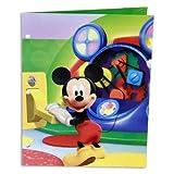 Disney Mickey & Friends Protfolio Folders Set of 3 Assorted Design
