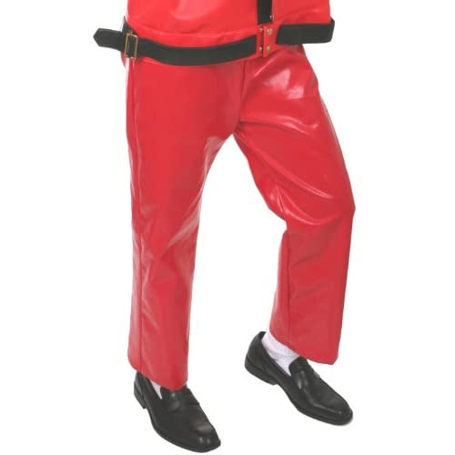Mens Michael Jackson Thriller Costume Pants
