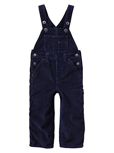 Gap Baby Corduroy Overalls Size 0-3 M front-906968