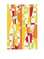 Ambiance Live Vinilo Decorativo Kitchenware frieze Multicolor