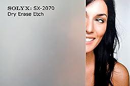 SOLYX: SX-2070 Dry Erase Etch. 60\