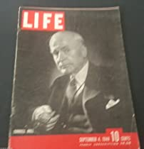 Life Magazine, 4 September 1944