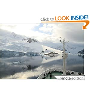 Boat in antarctica, select image to buy the book