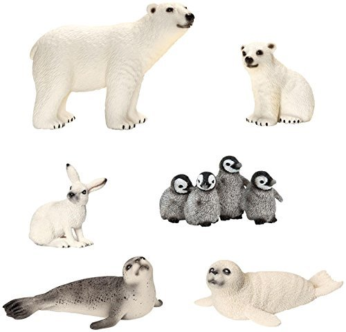 Schleich World of Nature Arctic Animals by Schleich