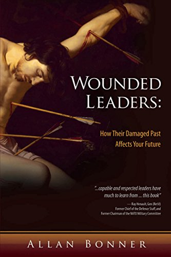 Allan Bonner - Wounded Leaders: How Their Damaged Past Affects Your Future (English Edition)