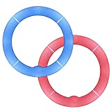 Neewer Blue and Pink Color Filter Set for Neewer 18 inches/48 centimeters 75W 600W 5500K Ring Light and 55W 240 Pieces LED SMD 5500K Dimmable Ring Light