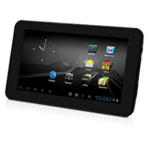 Digital2 7-Inch Android 4.0/ 4GB/512MB DDR3/16:9 Capacitive Multi-Touch Widescreen Internet Tablet - Black