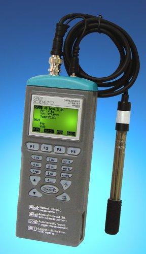 Datalogging pH Meter Kit by Sper Scientific