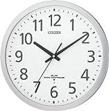 CITIZEN (シチズン) 掛時計 スペイシーM462 電波時計 オフィスタイプ 見やすいフォント 8MY462-019