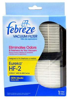 "Home Care Industries Inc F54004 ""Febreze"" Premium Eureka Hf2 Hepa Filter"