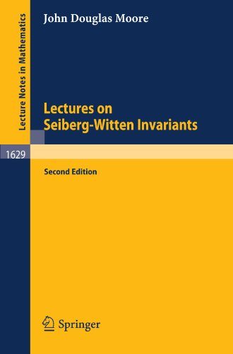 Lecture Notes on Seiberg-Witten Invariants