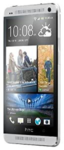 HTC One 32GB UK SIM-Free Smartphone - Silver (discontinued by manufacturer)