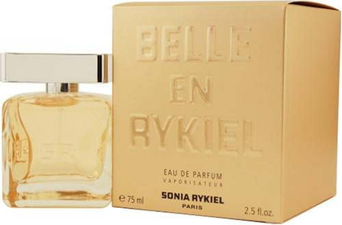 Sonia Rykiel Belle En Rykiel Eau de Parfum Natural Spray 75ml