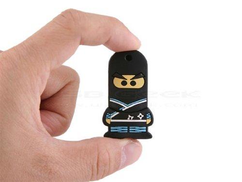 HDE (TM) 4GB Ninja USB Flash D