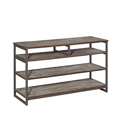 Home Styles 5053-06 Barnside Metro Entertainment Console, Gray Finish (Reclaimed Wood Console Table compare prices)