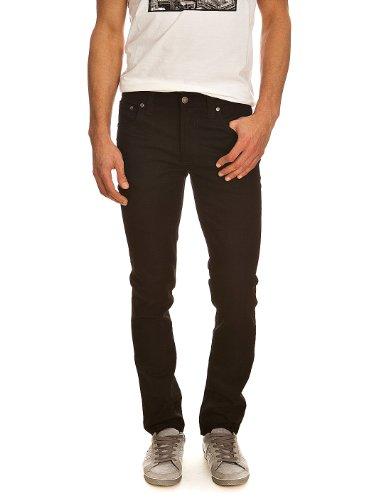 Jeans Grim Tim organic black ring Nudie W29 L32 Men's
