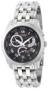 Citizen Men's BL8000-54X Eco-Drive Calibre 8700 Stainless Steel Sport Watch
