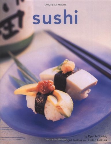 Sushi (Tuttle Mini Cookbook) by Ryuichi Yoshii
