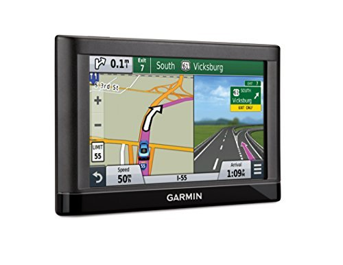 Garmin-nvi-65LM-GPS-Navigators-System-with-Spoken-Turn-By-Turn-Directions-Lower-49-US-States-Certified-Refurbished