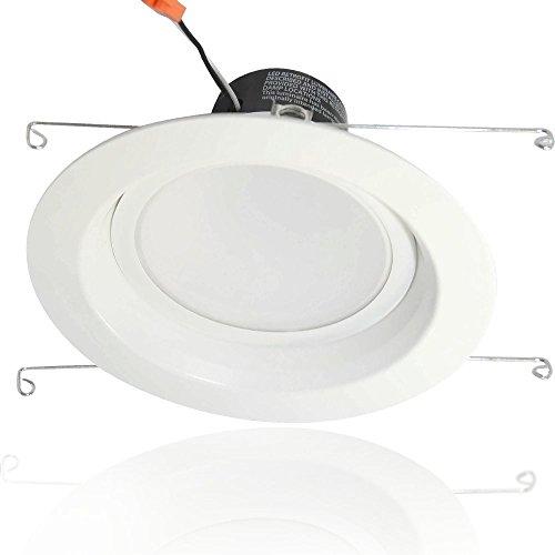 led recessed lighting fixture 2700k warm white led ceiling light