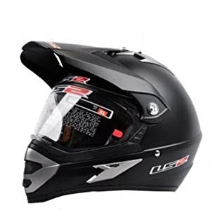 Buy Beauty Mall LS2 MX433 Overland Motocross Full Face Off-road Helmet, Motorcycle LS2 Helmet Limitted... by LS2 Helmets