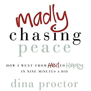 Madly Chasing Peace Audiobook