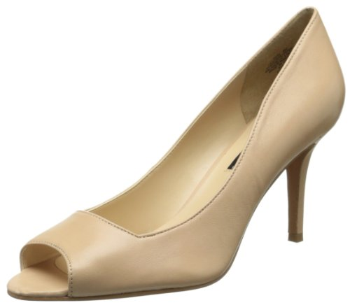 STEVEN by Steve Madden Women's Fate Dress Pump,Nude,9 M US