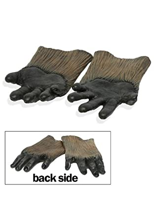 Rubies Costume Company Unisex Adult Star Wars Chewbacca Latex Hands