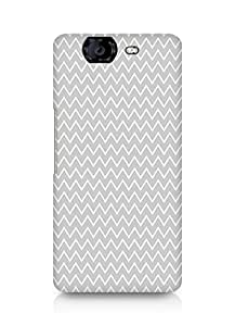 Amez designer printed 3d premium high quality back case cover for Micromax Canvas Knight A350 (Cool Pattern18)