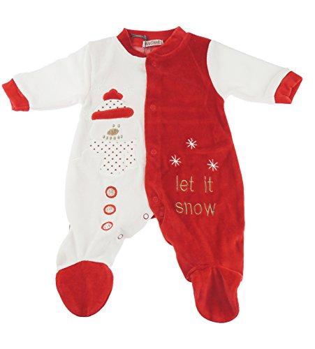 super-mignon-bebe-fille-de-noel-rouge-combinaison-tout-en-un-blanc-rouge-givre-le-bonhomme-de-neige-