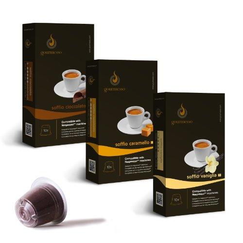 Nespresso Compatible Coffee Capsules $0.49/nespresso