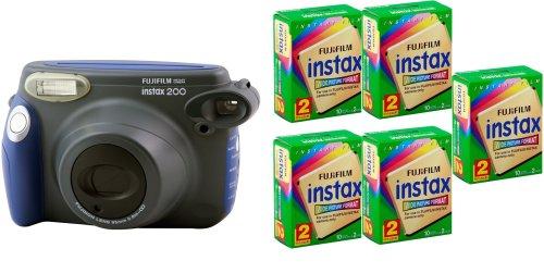 FujiFilm FU64-INSTAXKIT Instax 200 Camera  5