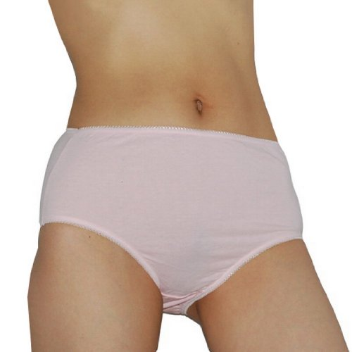 Womens Target Hi-Cut Hipster Brief Panties Underwear - Pink